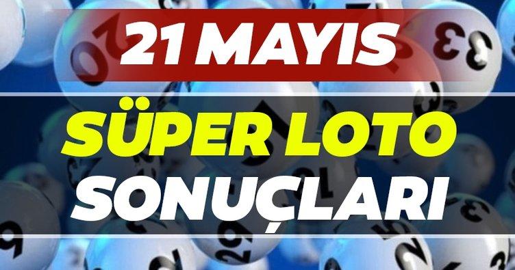 Süper Loto sonuçları belli oldu! Milli Piyango 21 Mayıs Süper Loto çekiliş sonuçları ve MPİ ile hızlı bilet sorgulama…