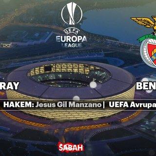 CANLI   Galatasaray - Benfica