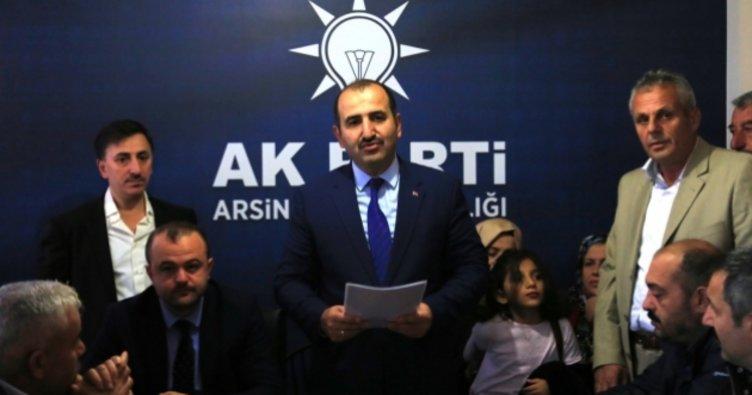 AK Parti Arsin Belediye Başkan Adayı Muhammet Sait Gürsoy oldu! Muhammet Sait Gürsoy kimdir?