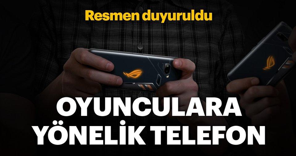 Asus ROG Phone tanıtıldı - Teknoloji Haberleri