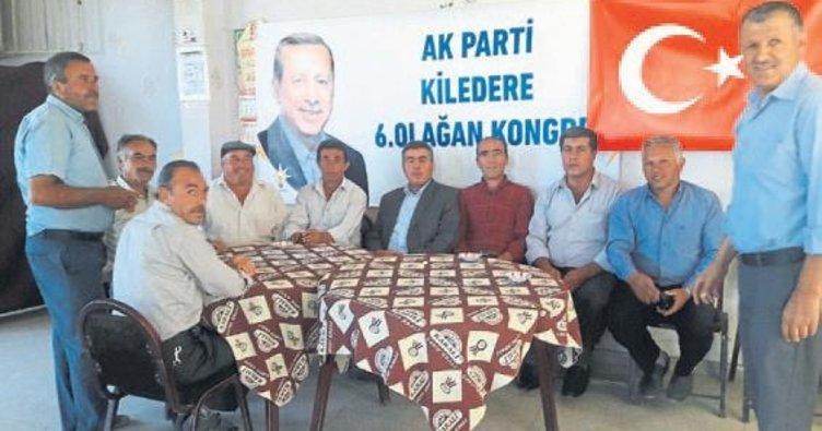 AK Parti Niğde'de kongreler başladı