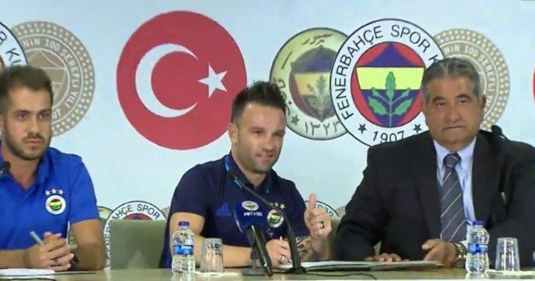 Fenerbahçe'nin yeni transferi Valbuena imzayı attı