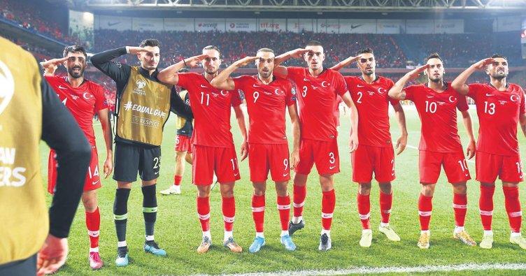 Türkiye 1-0 Arnavutluk | Maçın röntgeni