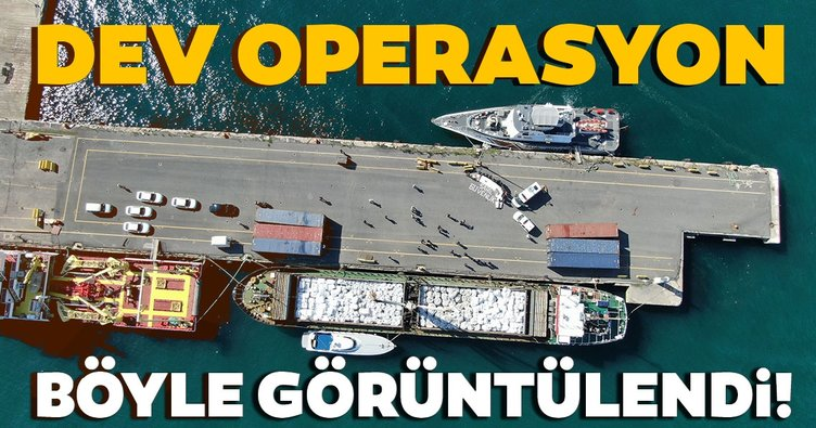 Marmara'da dev operasyon! 2 milyon 845 bin paket kaçak sigara ele geçirildi