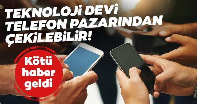 LG'den kötü haber geldi! Teknoloji devi telefon pazarından çekilebilir!