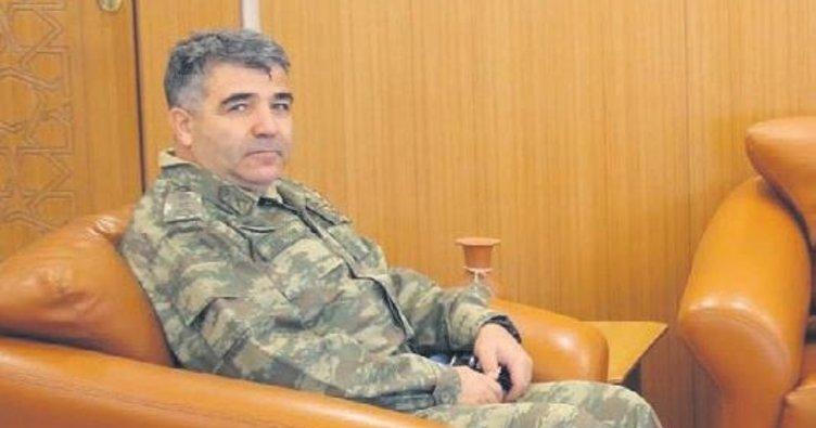 Tuğgeneral Erdoğan İdlib'de şehit oldu