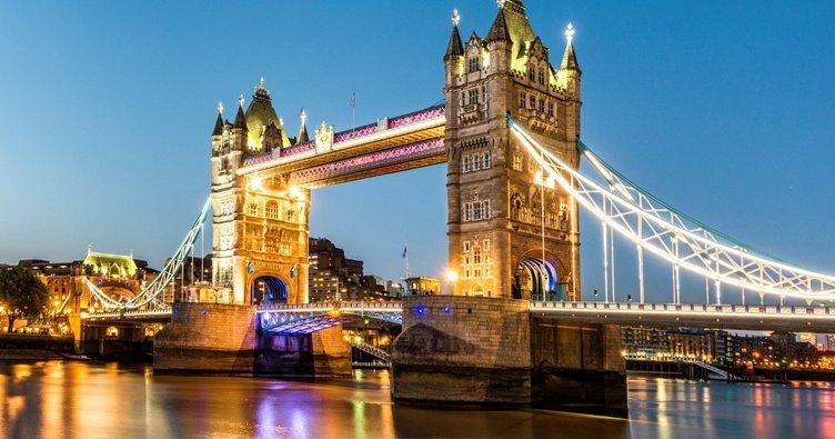 Birleşik Krallık'ın başkenti Londra