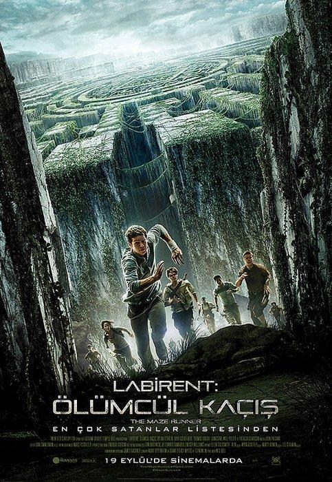 Labirent: Ölümcül Kaçış filminden kareler