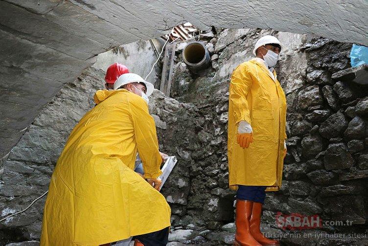 Safranbolu'nun tünelleri turizme kazandırılacak