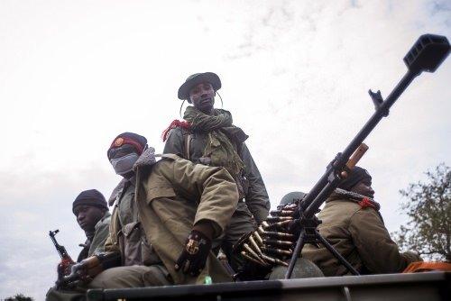 Mali'de tarih yok ediliyor