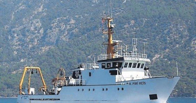 Türk sularına kritik izleme ağı kuruluyor