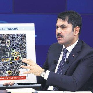 İstanbul'da 7.615 bina acil dönüşecek