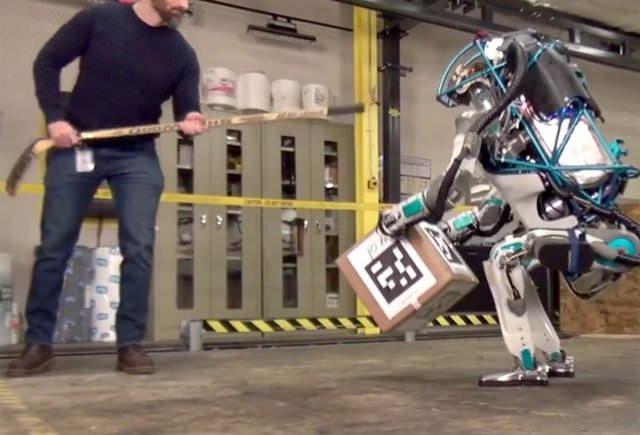 En gelişmiş robotlar