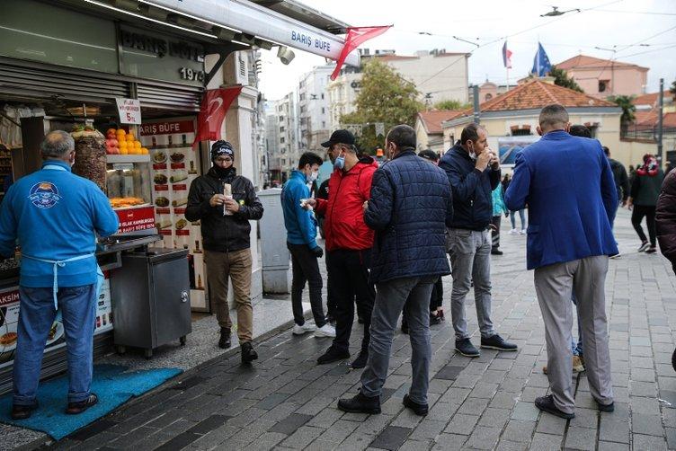 SON DAKİKA HABERİ! İstanbul'da 'pes' dedirten görüntü! Sigara içen vatandaştan şoke eden savunma...