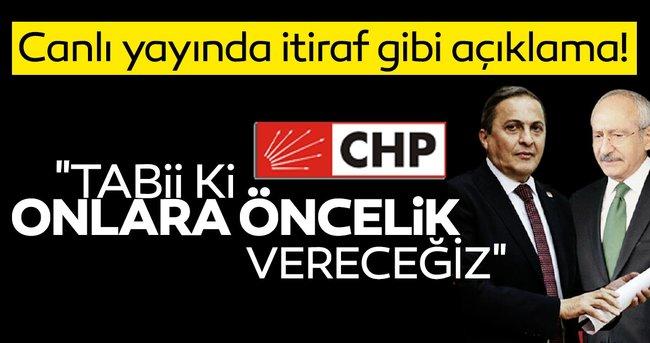 Şoke eden sözler! CHP'den kadrolaşma itirafı