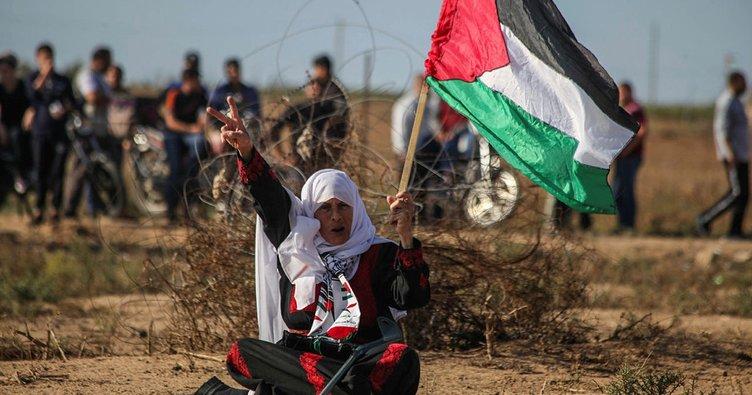 İşgalci İsrail askerleri Gazze Şeridi sınırında 38 Filistinliyi yaraladı