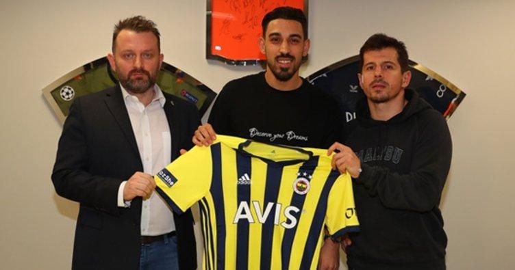 Son dakika: Fenerbahçe İrfan Can Kahveci transferini resmen açıkladı! Galatasaray'a gönderme...