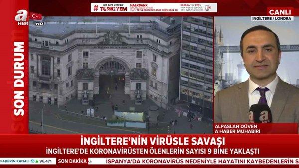 Tıbbi yardım gönderilen İngiltere'den Türkiye'ye teşekkür