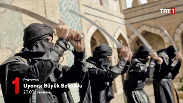 Uyanış Büyük Selçuklu 7. Bölüm Fragmanı yayınlandı! Bölüme damga vuran toplu idam sahnesi | Video