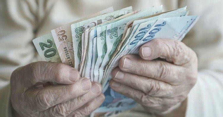 Emekli aylıkları bugün yatırılmaya başlıyor