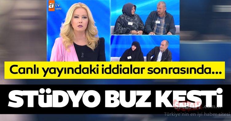 SON DAKİKA: Müge Anlı'daki Celalettin Polat olayı milyonları şoke etti! O iddialar sonrasında stüdyo buz kesti