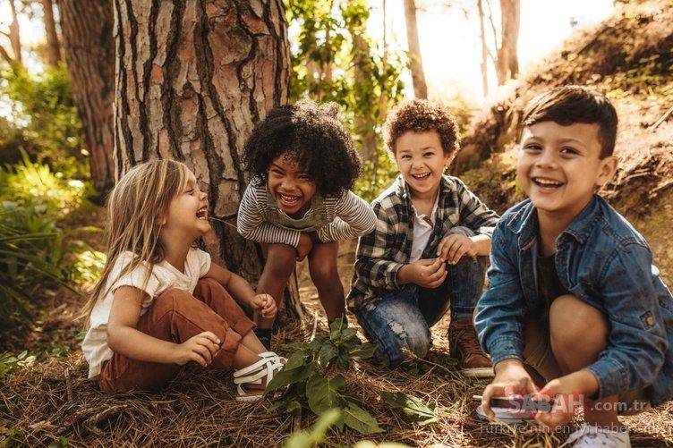 Çocuklarınızı doğadan uzak tutmayın!