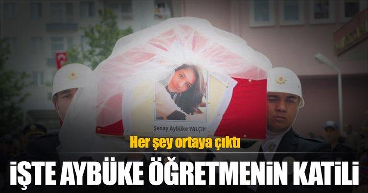 Aybüke'nin katili Karayılan