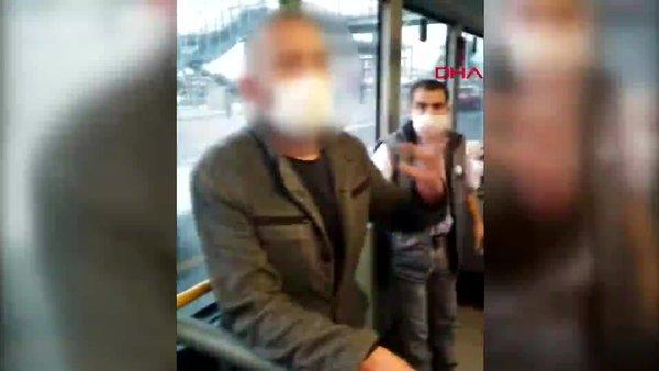 Son dakika! Bursa'da halk otobüsünde iğrenç olay! Cinsel organını çıkartan sapık kadın yolculara... | video