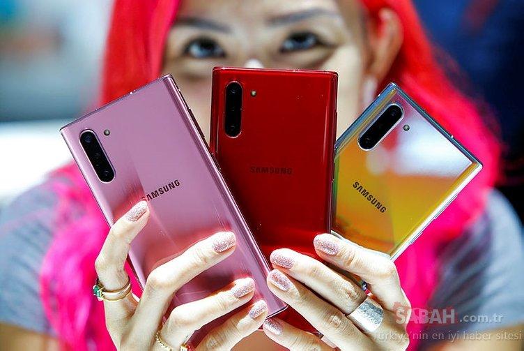 Samsung Galaxy Note 10 ve Note 10 Plus Türkiye fiyatı ve çıkış tarihi! Galaxy Note 10 hakkında her şey