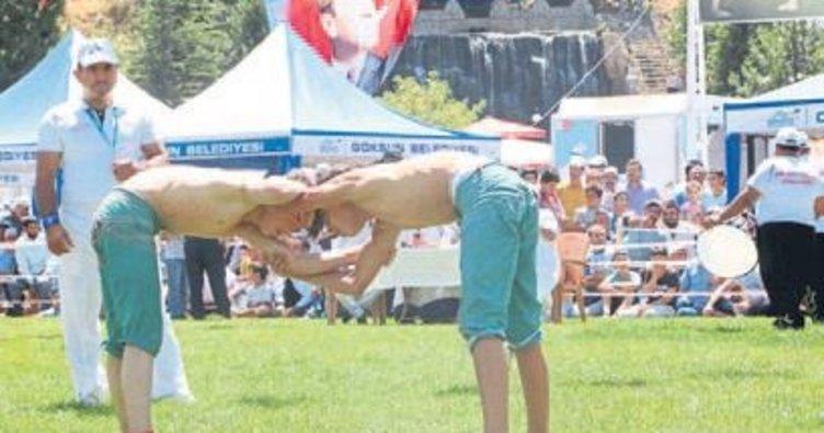 38. Karakucak Güreş Festivali sona erdi
