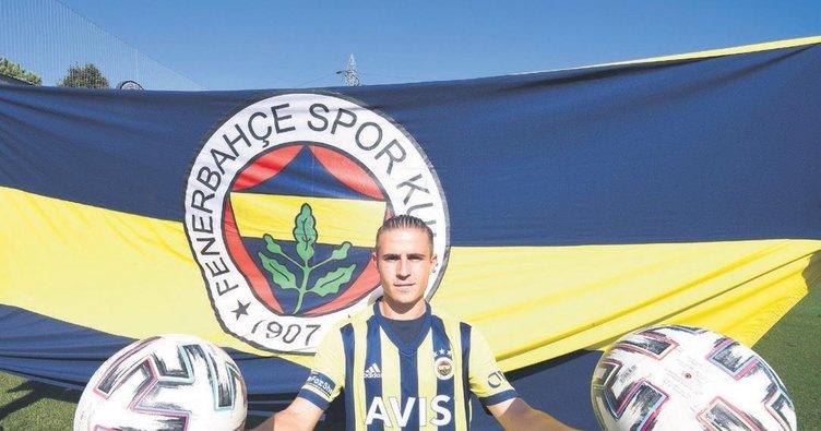 Seviye atlamak için Fenerbahçe'deyim