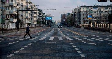 25 milyonluk kent `Hayalet Şehir` oldu! Çin`de Koronavirüsü etkisi