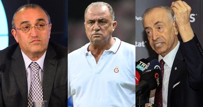 Galatasaray'da kriz büyüyor! Cengiz ve Albayrak'ın yolları ayrılıyor! Fatih Terim...