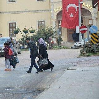 Trafik ışığı olmayan Sinop'ta, kazalar mobese kamerasında