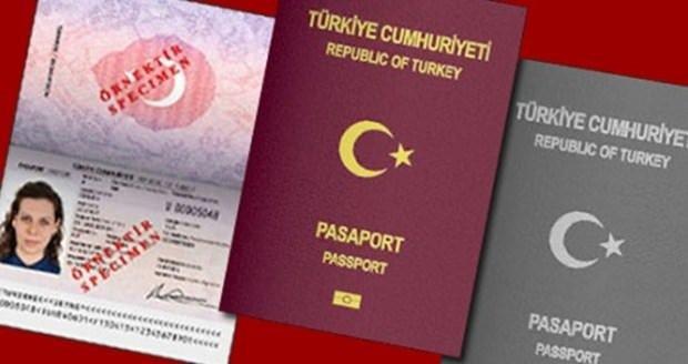 Pasaportta yeni dönem bugün başlıyor