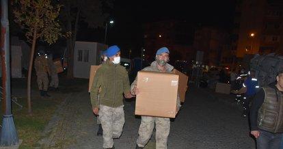 İzmirliler deprem sonrası geceyi sokakta geçirdi