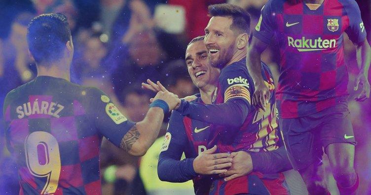 Son dakika: Barcelona'da Messi'nin ardından 2 ayrılık daha! Beşiktaş'ın istediği Umtiti listede...
