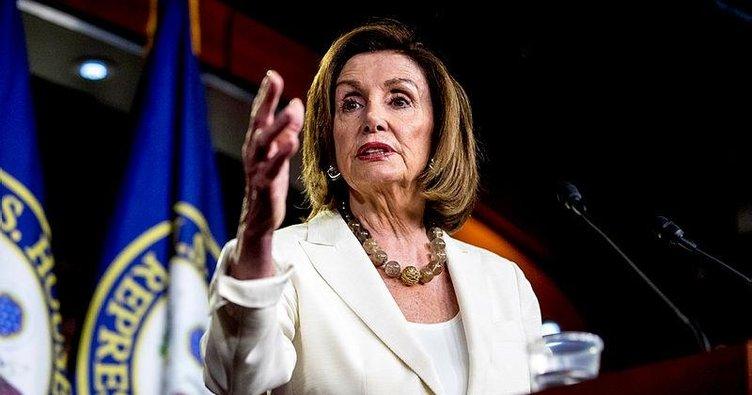 Nancy Pelosi'den Çin'e Uygur tepkisi