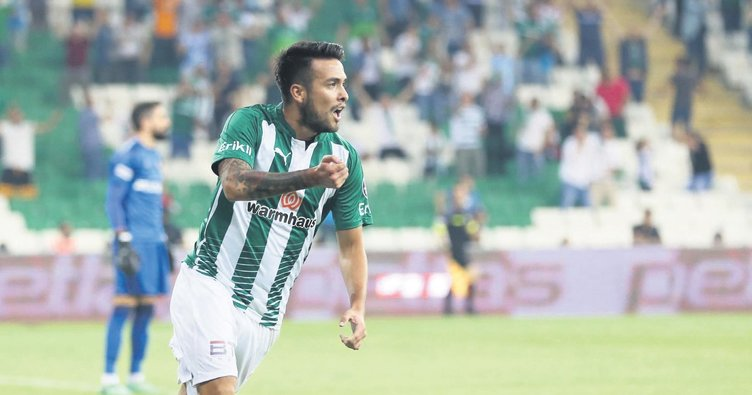 Yeni Malatyaspor Jorquera'yı istiyor