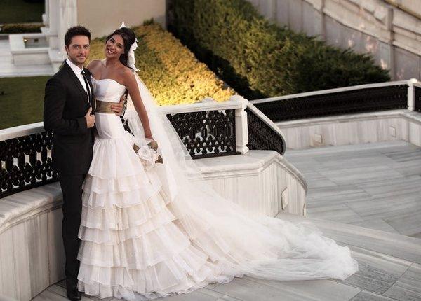Gökhan Özen evlendi