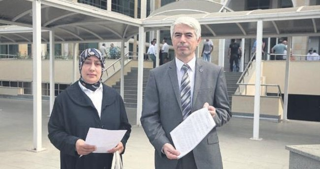 Şehidin ailesinden Gülen'e suç duyurusu