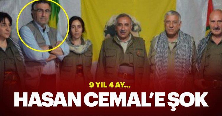 Hasan Cemal'in9 yıl 4 aya kadar hapsi istendi
