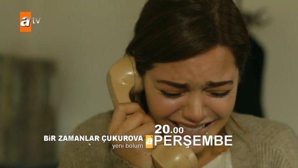 Bir Zamanlar Çukurova 62. Bölüm (2 Nisan 2020 Perşembe) Gözyaşlarına boğdu | Video