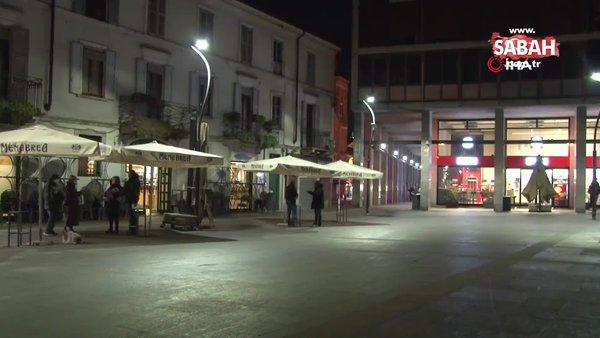 İtalya'da restoran sahiplerinden Covid-19 önlemlerine sivil itaatsizlik | Video