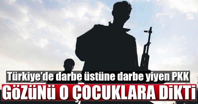 PKK Avrupa'dan çocuk kaçırıyor