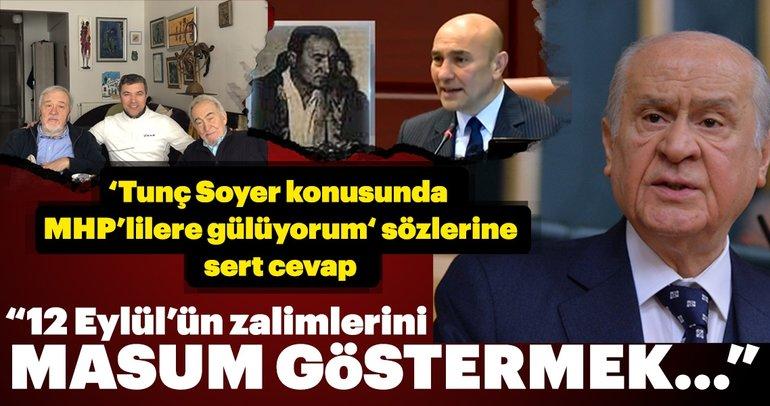 MHP Lideri Bahçeli: 12 Eylül'ün zalimlerini masum göstermek...