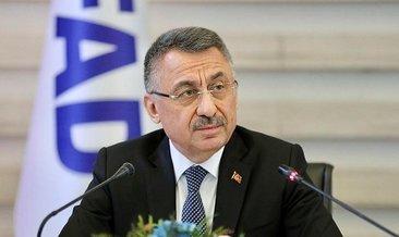 Cumhurbaşkanı Yardımcısı Oktay'dan Elazığ'daki depreme ilişkin paylaşım: