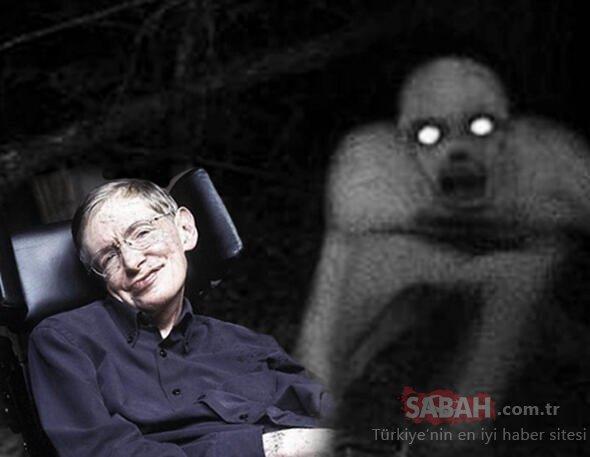 Stephen Hawking'in korkutan uyarıları tekrar gündemde! Dünyanın sonu böyle gelecek…
