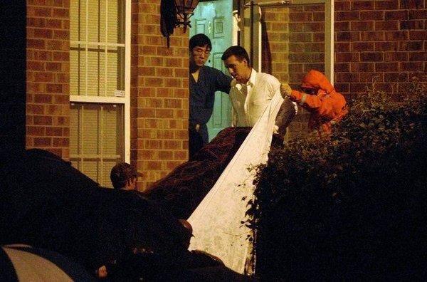 Steve McNair öldürüldü