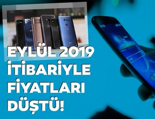 Telefon alacaklar dikkat! Eylül 2019 itibariyle fiyatları 1.500 TL ve altında olan akıllı telefonlar